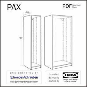 Ikea Pax Montageanleitung : download der ikea anleitungen shop kaufe ersatzteile f r ikea m bel ~ Watch28wear.com Haus und Dekorationen