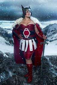 Plus Size Cosplay Costumes for Women