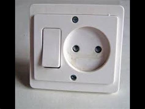 prise et interrupteur comment brancher un interrupteur et prise de courant avec la le