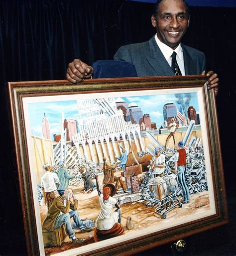 Fileernie Barnes With In Remembrance Paintingjpg