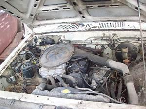 1989 Mazda B2200 Parts Truck