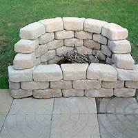 stone fire pit How to Be Creative with Stone Fire Pit Designs: Backyard DIY