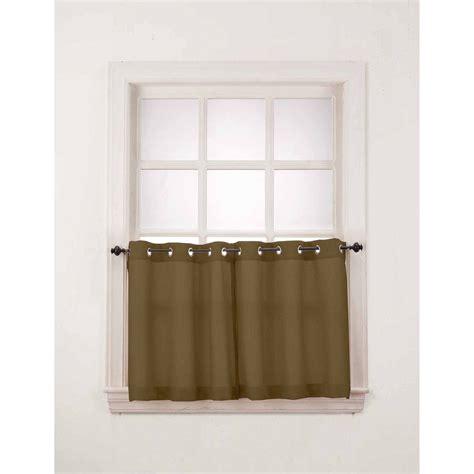 cafe kitchen window curtains walmart com