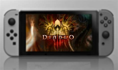 diablo iii nintendo switch listing appears on retail site