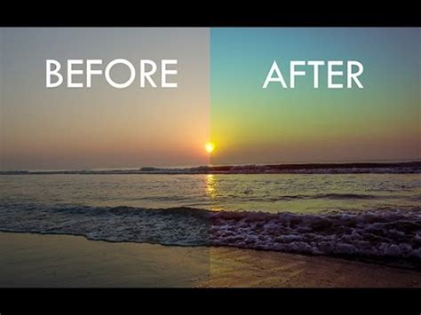 lightroom tutorial  beginners color correction