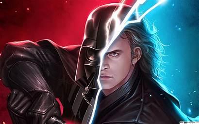 Anakin Vader Darth Skywalker Wars Wallpapers Wide