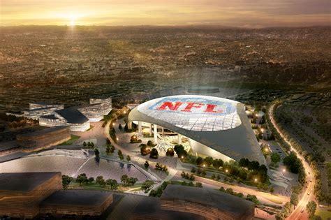 rams inglewood stadium    game changer