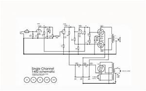 Single Channel 1482    60 U0026 39 S Bugera