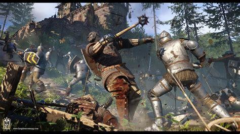 kingdom  deliverance beta gameplay  youtube