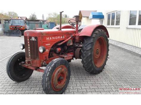 gebrauchte traktoren kaufen hanomag r35 traktor oldtimer preis 7 900 baujahr 1956 gebrauchte traktoren gebraucht