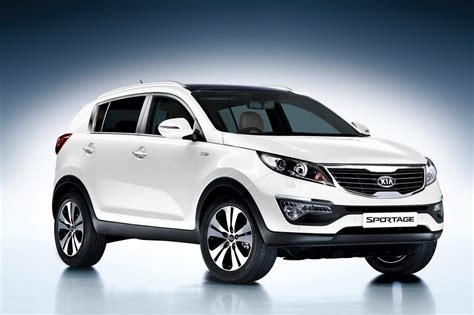 new range topping kia sportage kx 4 with a more powerful diesel engine for the uk
