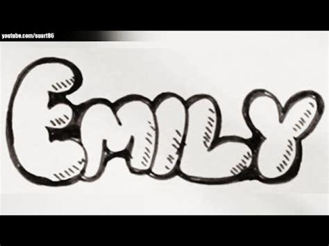 draw   emily youtube