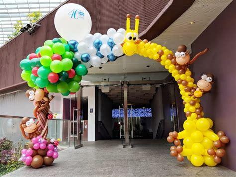 singapore premium balloon services  balloons