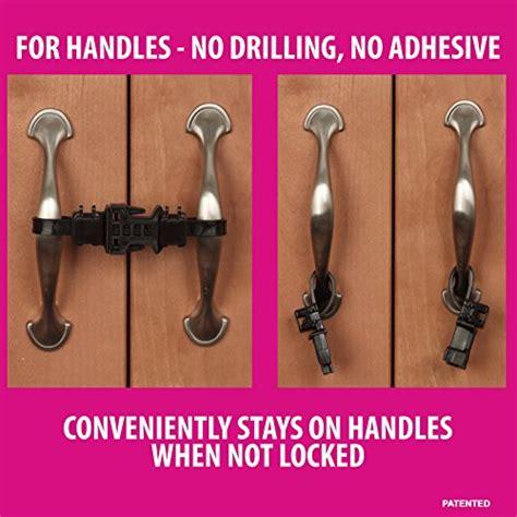 pet proof cabinet locks kiscords baby safety cabinet locks for handles child