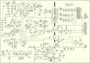 Schematic Diagrams  Lg 26h1dc1  U2013 Lcd Tv  U2013 Smps Circuit Diagram