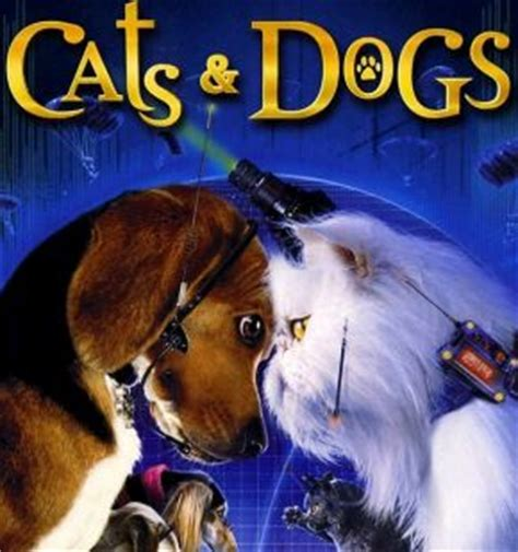 cats  dogs review  revenge  kitty galore spies
