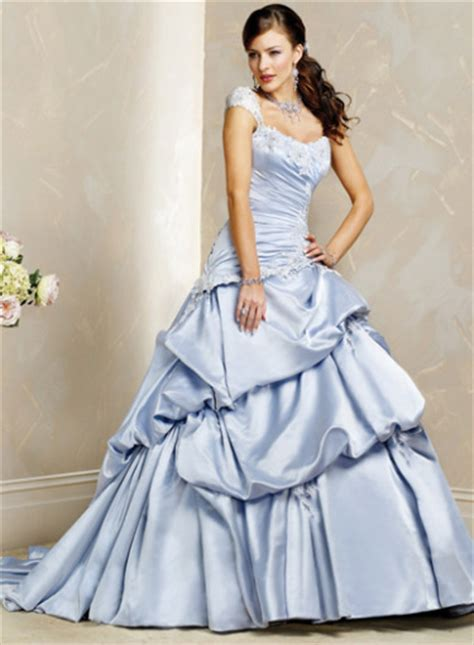 blue dresses for wedding baby blue wedding dress sang maestro