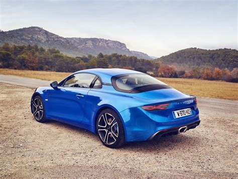 Alpine Details The A110 Premiere Edition In New Images And ...