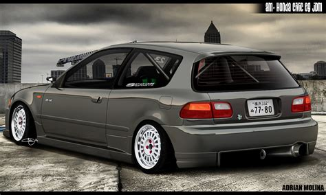 Honda Civic Hatchback Hd Picture by Hd Pictures Eg Hatch Wallpaper