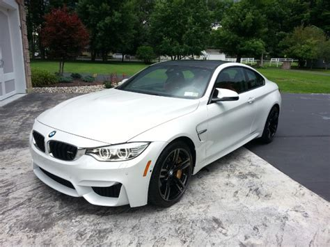 2015 Bmw M4 M4 Coupe,rare 6 Speed Manual,loaded,msrp