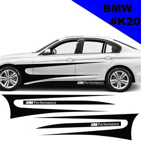 sports side car stripes decal car graphics car stickers for bmw racing stripes c 194 r st 237 231 k 203 r