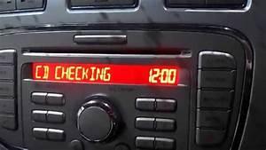 Ford Mondeo Radio : ford mondeo mk4 6000cd cd player stereo radio including ~ Jslefanu.com Haus und Dekorationen
