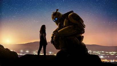 Bumblebee Wallpapers Poster Transformers Cool 5k Hailee