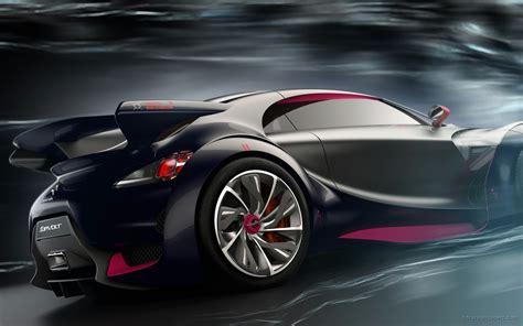 2010 Citroen Survolt Concept 3 Wallpaper