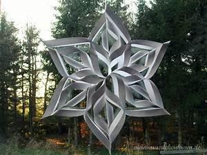 Sterne Aus Papier Schneiden : m dchenkram d i y papier schneeflocke ~ Watch28wear.com Haus und Dekorationen