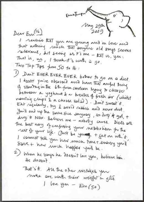 s thompson writes a blistering the top letter to dear 16 year mentalexotica part broken part whole 22560