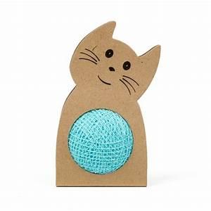 Balle Pour Chat : balle pelote de laine balle pour chat meyou wanimo ~ Teatrodelosmanantiales.com Idées de Décoration