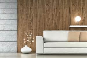 wandgestaltung mit holz stein und beton style your castle - Wandgestaltung Mit Holz