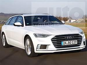 Audi Gebrauchtwagen Umweltprämie 2018 : audi a6 avant 2018 erste informationen update ~ Kayakingforconservation.com Haus und Dekorationen