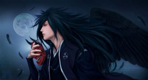 Madara Uchiha _ Wings Of Color The Soul By Zetsuai89 On