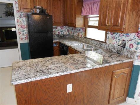 Bianco Antico Granite Countertop Color Examples