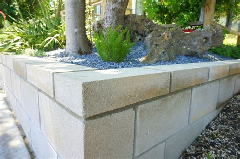 cinder block retaining wall a diy cinder block retaining wall project