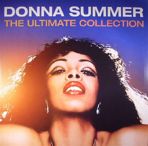 Donna Summer The Ultimate Collection Vinyl At Juno Records