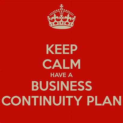 Continuity Business Planning Plan Benefits Keep Calm