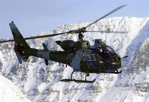 wallpaper sa  sud aviation gazelle helicopter france