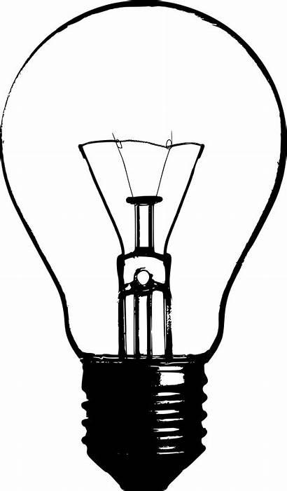 Lightbulb Clipart Svg