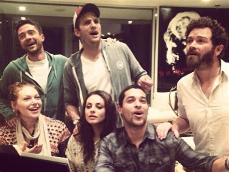 Still Hangin Out That 70s Show Cast Reunites For