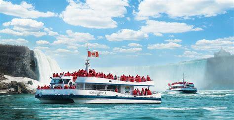 Niagara Falls Boat Tours Usa tour of niagara falls from toronto