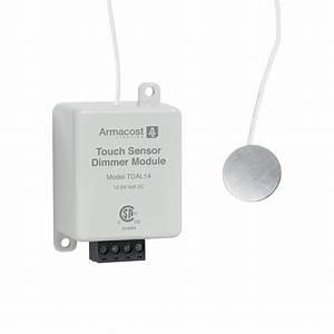 Led Touch Dimmer : remote touch dimmer and on off switch armacost lighting ~ Frokenaadalensverden.com Haus und Dekorationen
