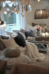 Style Et Deco : la deco chambre romantique 65 id es originales ~ Zukunftsfamilie.com Idées de Décoration