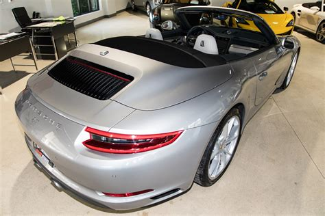 There is no vehicle that epitomizes the porsche name more than the 911, and for 2017 the carrera and carrera s get significant updates, including new engines, updated. Used 2017 Porsche 911 Carrera S For Sale ($92,900) | Marino Performance Motors Stock #154428