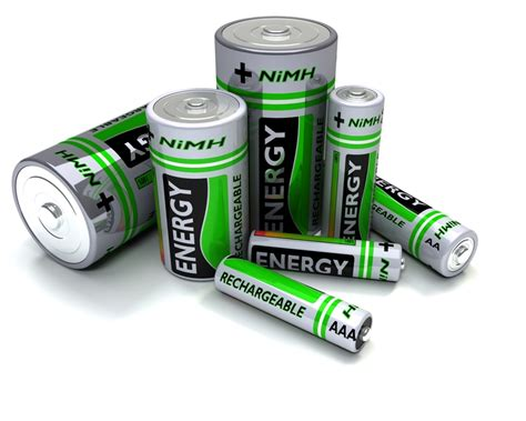 Types Of Rechargeable Batteries