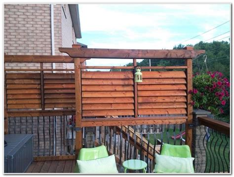 deck railing ideas for privacy privacy railing for deck decks home decorating ideas