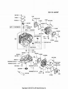 Davidson Cylinder Head Diagram