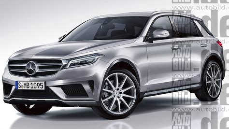 Future Mercedes Gle by Future Mercedes Gle And Gls Mercedesblog