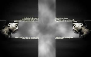 2Pac Shakur Only God Can Judge Wallpaper - 2pac Wallpaper